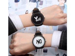 Pro muže a ženy- stylový moderní hodinky- Dárky k Vánocům