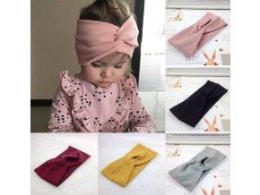 Pro děti- roztomilé čelenky pro malé parádnice- Dárky pro děti