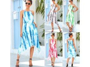Dámské letní plážové šaty NOVINKA