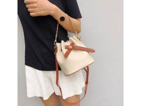 Dámská kabelka - dámská luxusní ležérní kabelka - více barev - výprodej skladu