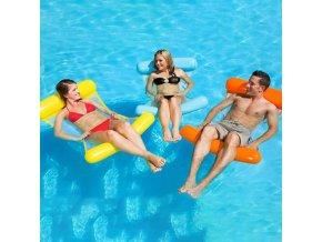 zahrada - zábava - nafukovací lehátko - matrace - vodní nafukovací houpací křeslo - bazény