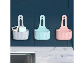 Kuchyň - koupelna - držák - dekorace - závěsný držák do kuchyně nebo koupelny - výprodej skladu