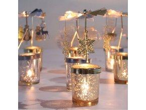 Vánoce - vánoční dekorace - andělské zvonění více druhů - vánoční svícen -vánoční ozdoby