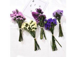 Dekorace - pivoňka - kytky - umělé květiny - umělá pivoňka do vázy - svatební dekorace