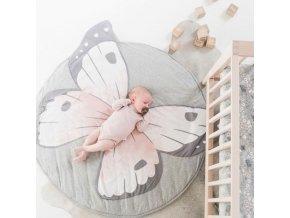 Miminko - dětské deky - hrací deka - krásná hrací deka pro děti se zvířátky - koberec - dětský koberec - dárek pro děti