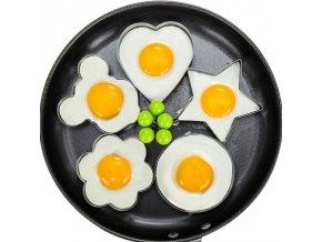 Kuchyně - forma na smažení vajec nebo palačinek - vaření - vánoční dárek