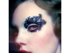 Kosmetika - krásné zdobení na oko s kamínky na ples - ples - dárek pro ženu