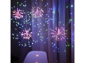 Vánoce - vánoční osvětlení - vánoční závěsné světýlka - vánoční dekorace - výprodej skladu