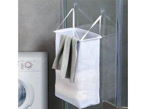 Koupelna - závěsný koš na špinavé prádlo - koš na prádlo - výprodej skladu