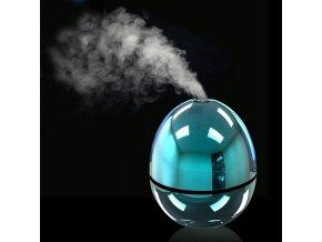 Dekorace - lesklá aroma lampa difuzér - difuzer - aroma lampy - vánoční dárek