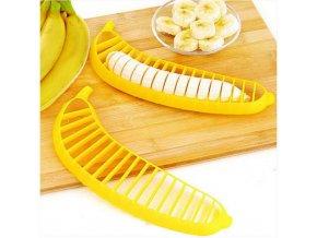 Praktický kráječ banánů