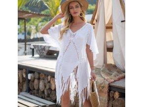 oblečení  - šaty - krásné plážové šaty ve více barvách - dámské plavky - letní šaty