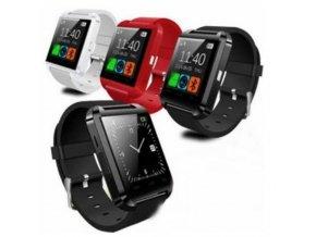 Chytré bluetooth hodinky k telefonu - SLEVA 70% (Barva Tmavě modrá)