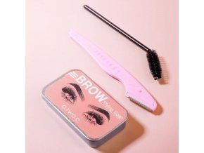 Kosmetika - make up - barva na obočí - set na upravu obočí v balení - úprava obočí - slevy dnes