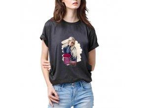 Nažehlovací obrázky - krásné  módní nažehlovací obrázky na oblečení - oblečení