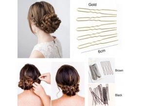 Vlasy - účesy - zapichovaní pírko do vlasů vhodné na tvorbu účesů - pírko - slevy dnes
