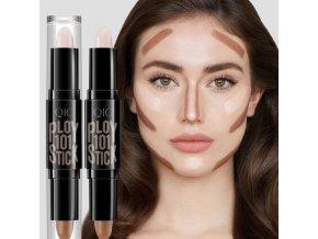 Kosmetika - konturování obličeje - oboustranná tužka na konturování obličeje - slevy dnes