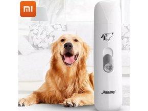 pes -kočka - elektrický zastřihávač drápků - chovatelské potřeby