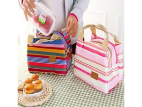 Praktická přenosná taška na jídlo - SLEVA 70% (Barva Zelená)