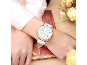 Pro ženy- dámské moderní náramkové hodinky více barev - Dárky k Vánocům