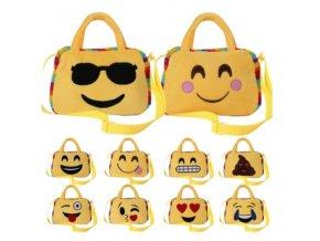 Dětská taška s motivy smajlíků - SLEVA 80% (Typ 4)