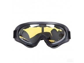 Lyžařské brýle - různé barvy - SLEVA 60% (Typ 5)