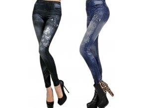 Dámské džíny - SLEVA 35% (Barva Černá)