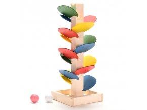 Dřevěná dětská naučná hra