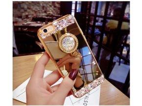 Luxusní kryt na iPhone 5/5s/6/6s/6Plus/7/7Plus - SLEVA 45% (Typ 7 Plus)