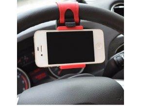 Držák telefonu do auta - SLEVA 30% (Barva Žlutá)