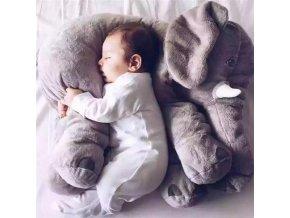 Plyšová hračka pro děti - slon