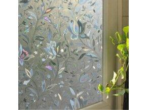 Dekorativní folie na sklo