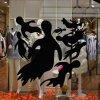 Halloween- dekorační samolepky Duchové
