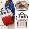 Praktický batoh pro maminky- více barev