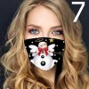 Roušky - rouška - módní rouška - vánoce - vánoční obrázky - roušky s vánočními motivy - dárek k vánocům