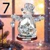 Vánoce - vánoční samolepka na zeď nebo na okno - dekorace - vánoční dekorace - dekorace na zeď