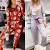 Oblečení - dámské pyžamo dlouhé kalhoty + triko - pyžamo - dárek pro ženu - víno