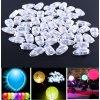 Dekorativní LED světýlka -10ks - různé barvy - SLEVA 60% (Barva Červenobílá)