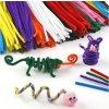 Dětské dekorační ohebné gumičky - 100ks