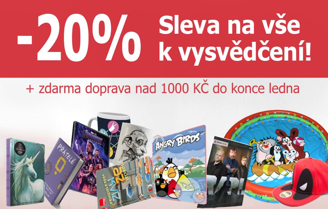 Pololetní vysvědčení -20%/nad 1000 KČ+doprava zdarma