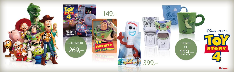Toy story - dárky / Vánoční sleva 10% nad 2000 KČ