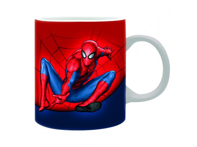 hrnek spider man 320 ml 3D O