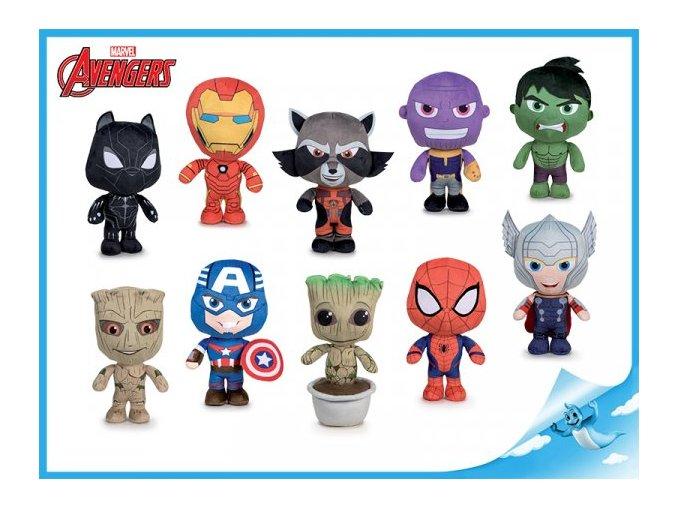 Plyšový Avengers 20 cm