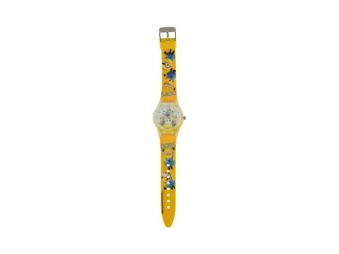 Minions Armbanduhr OOPS NEU OVP