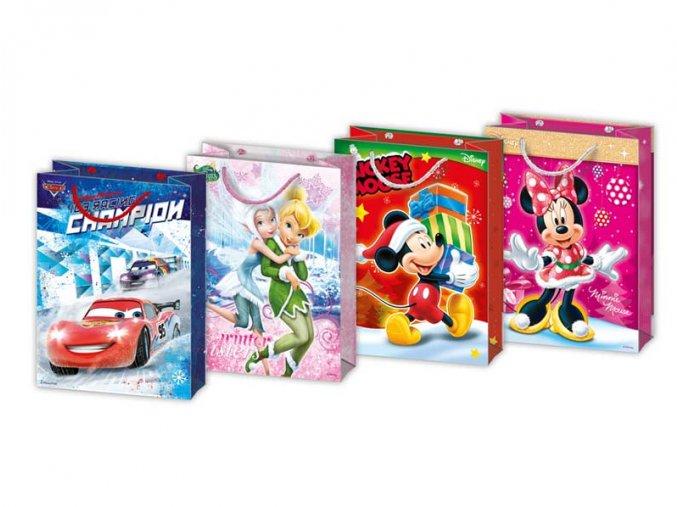 Taška MFP vánoční M Disney mix V2 (190x250x90)