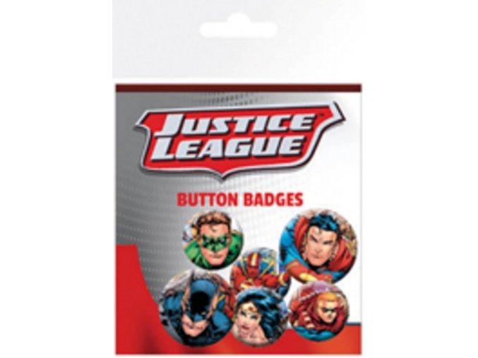 BP0556 JUSTICE LEAGUE group