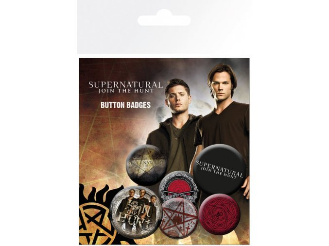 BP0635 SUPERNATURAL saving people mockup 1