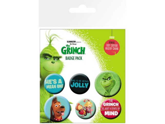 BP0775 THE GRINCH mix 1