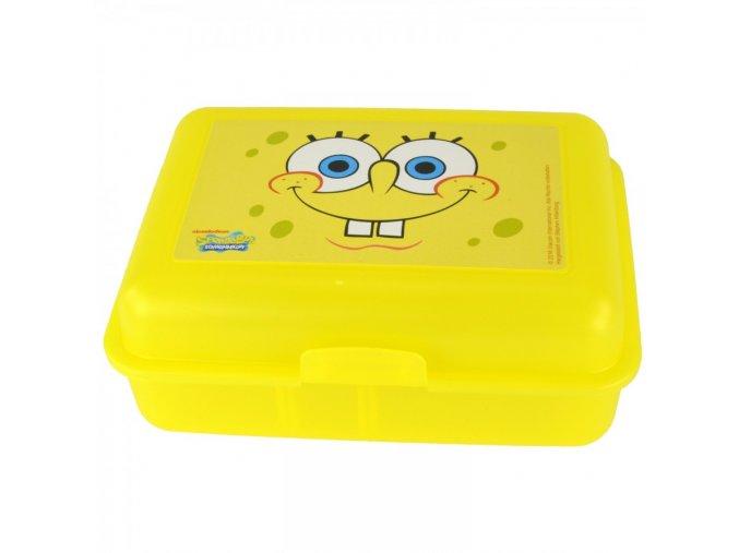 spongebob brotdose gelb 634