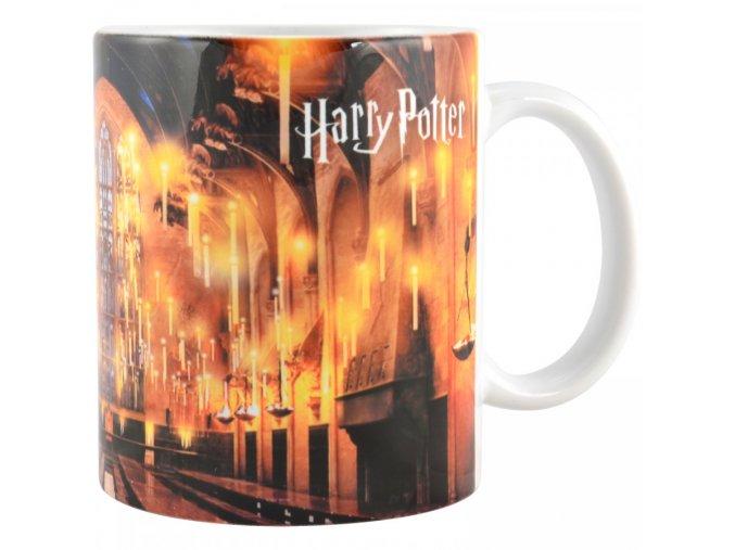 harry potter tasse halle aus porzellan 320 ml 60d